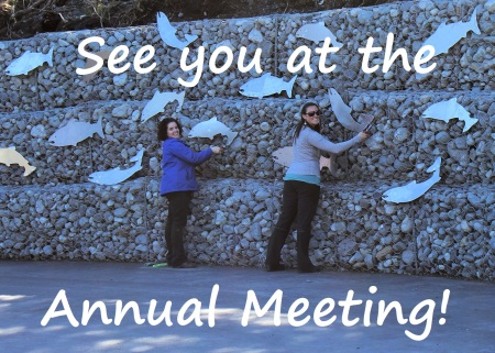 FISH WALL annual meeting image